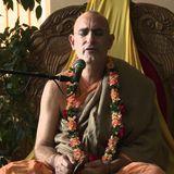 Founder Acharya, Guru, Siksa and Diksa by HH Bhakti Vidya Purna Swami - PS Sweden Trip July 2002