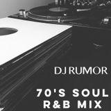 70's Soul R&B Mix