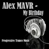 Alex MAVR - My Birthday