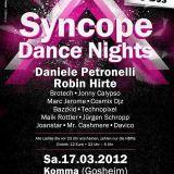 JAN STALLER - Syncope Dance Nights @ Komma Gosheim (17.03.2012)