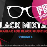 BLACK MIXTAPE - DJ.MANIAC VOL.1.