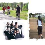 Bicicleta, esteira ou caminhada. O que é melhor?