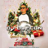 DJ Defcon - The Christmas Gift Mix Live On Q959FM - Rico & Mambo Morning Show 12.13.19
