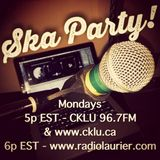 Ska Party Monday March 16 2015!