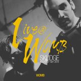 Live at WOMB #003 - SKUDGE [Live] - 27th Sep 2014