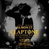 Kobe at Claptone Golden Summer Tour 2017 (San Luis Potosi)