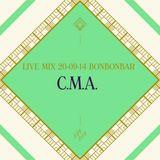 LIVE MIX 20-09-14 BONBONBAR C.M.A.