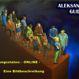 Beziehungsstatus: Online Bildbesprechung mit Aleksander Gudalo