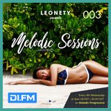 Leonety - Melodic Sessions 003 on DI.fm