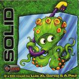X-Club Solid - CD 1 (mixed by Luís 'XL' Garcia)  (1998)