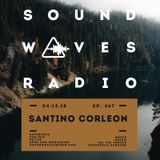 Episode 467 - Santino Corleon, TK & Picaso (R. Baron) - April 14, 2018