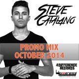 Steve Catalano - Promo Mix October 2014