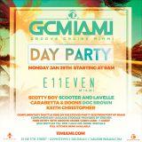 Keith Christopher - Groove Cruise Miami 2018 Day Party @ E11even Miami REDUX