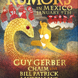 Guy Gerber & Chaim - Live @ Rumors After Party, The BPM Festival, Tulum Cenote, México (11.01.2015)