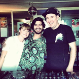 DIRTYBIRD TAKEOVER / Dirtybird Djs Justin Martin b2b J.Phlip b2b Ardalan / 05.09.2013 / Ibiza Sonica