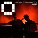 Culture Box Podcast 068 – Baime
