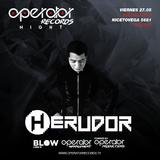 Herudor - Live @ Operator Records Night 27.05.2016