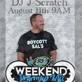 DJ J-SCRATCH Q95-9 (RICO & MAMBO SHOW)