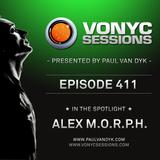 Paul van Dyk's VONYC Sessions 411 - Alex M.O.R.P.H.