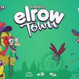 Claptone - Live @ elrow Town London [Queen Elizabeth Olympis Park] 19.08.2018