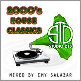 2000'S HOUSE CLASSICS STUDIO 213 BY EMY SALAZAR