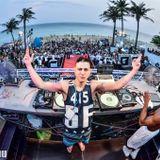 DJ CROSS CUTZ - SPRING BREAK On The Beach, Kenting, TAIWAN 2016 (extract)