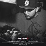 #Soundcheck w/ Delatix + Kaizen Karnak on Hoxton FM