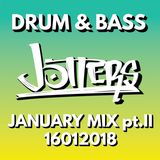 Jotters January 2018 pt.ii mix - drum and bass