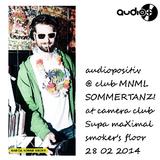 "club MNML ""Sommertanz"" 28.02.2014 @ camera club"