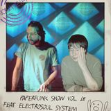 Paperclip and Steel Swatter feat. Electrosoul System – Paperfunk Show vol.18 @ NONAME.FM
