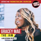 The Jam with Gracey Mae | 09/09/17 | Live Radio Show