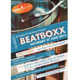 BEATBOXX JUNE 2015 - HEARTLESS CRU (DJ Slamma / MC Bushkin / BBE CRU)