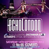Live Recording: DJ Pioneer b2b Supa D @ Echo London - Sept 2013