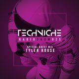 TRS025 Techniche Radioshow: Tyler Rouse
