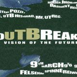 Roger Johnson & MC Trini Major @ OUTBREAK 1 09.03.1996 Via Felsenau Berne Part 2