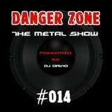 Danger Zone #014 - DISILLUSION & TO THE RATS AND WOLVES @ #CMF2015