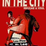 Grand Parade Presents: In The City Reggae & Soul - (A) Bookfair Special (29.10.16 live @T-Chances)