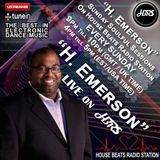 """H. Emerson"" Presents Sunday Soulful Sessions Live On HBRS 10-9-17"