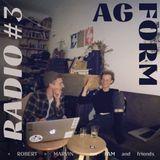 AG Form Radio #3