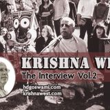 Krishna West Interview Vol. 2