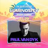 Paul van Dy - Luminosity Beach Festival 2019