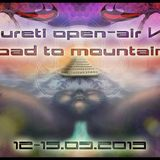 Asureti open-air V2 ROAD TO MOUNTAINS - Progressive Psy Set (14.09.2013)