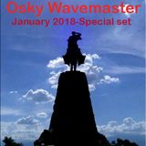 OSKY WAVEMASTER JANUARY 2018-SPECIAL SET