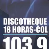 Discotheque By Paola Bustamante ::: Groove Sessions 18
