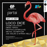 DJ Michal Scheffler LIVE @ PARTAI / ELECTRIC FESTIVAL / Aruba - 5th of September 2015