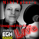 Niki Tyler's Unsigned Pop Show - 14/09/2017