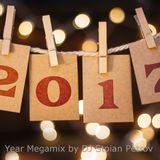 DJ Stoian Petrov  - Year Megamix 2017  73-105 bpm