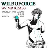 Force Frequencies 017  w/ Mr Krabs | KANE FM | 20/01/2018