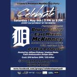 Celebrate ATL Day Party Promo - May 2015