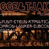 Dennis Omron @ Uncensored Raggen & Tjakken 06-08-2016